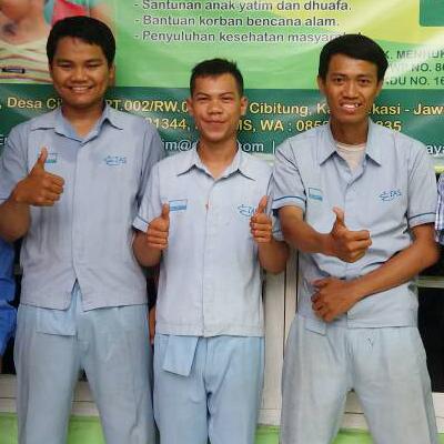 Tamu Yayasan Suara Yatim dari Karyawan Sahabat Yatim PT. Ale-Ale