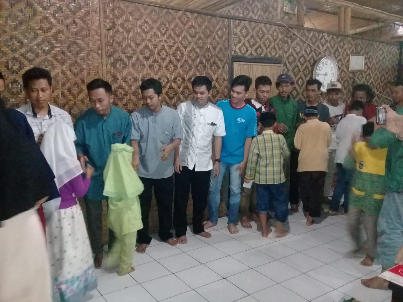 Silaturahim Buka Puasa Bersama dan Santunan dari Utility Group Bekasi