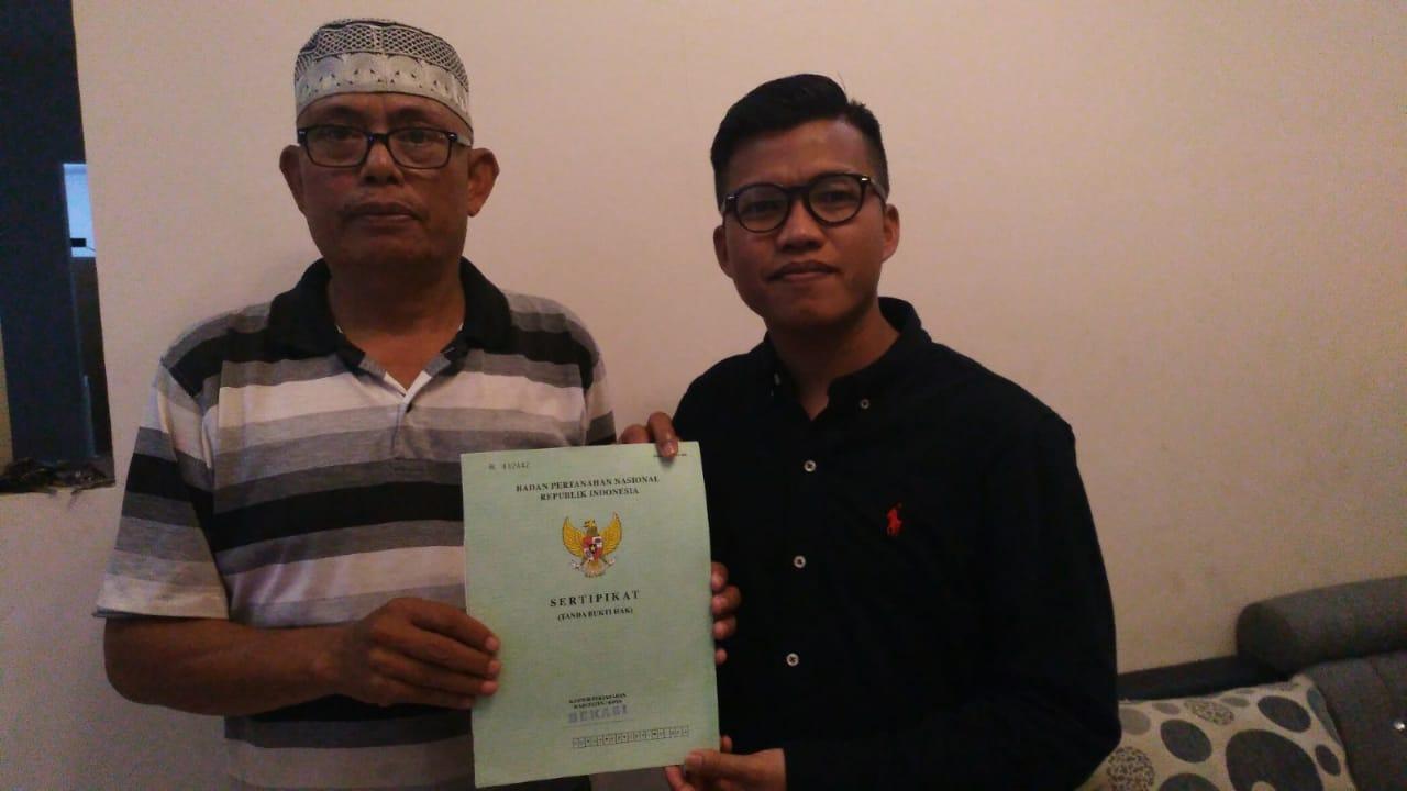 Shilaturahim ke Kediaman Bpk. Dadih di Bandung