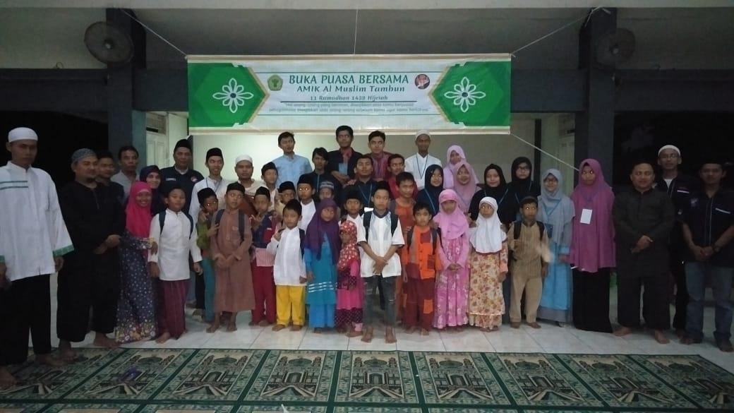 Rangkaian Kegiatan Ramadhan 1439 H di Yayasan Suara Yatim