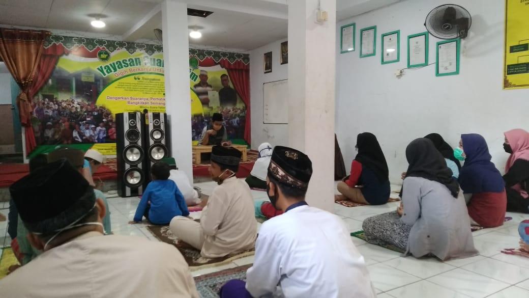 Doa Bersama Anak-Anak Yatim dan Wisma Surya